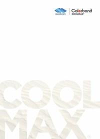 ORDER COLORBOND® Coolmax® steel Folder