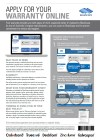 DOWNLOAD BlueScope Online Warranty Flyer